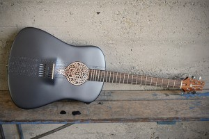 The World's First 3D Printed Guitar