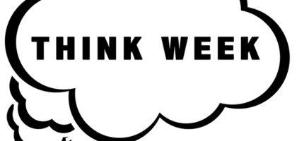 Jack Uldrich's Think Week Guide