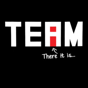 i-found-the-i-in-team-t-shirt-1344970569